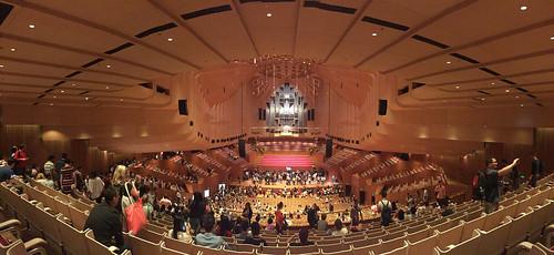 Sydney Opera House - der große Saal