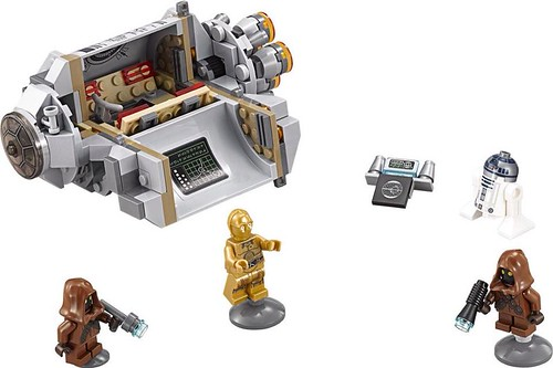 LEGO Star Wars 2016 sets | 75136 - Droid Escape Pod