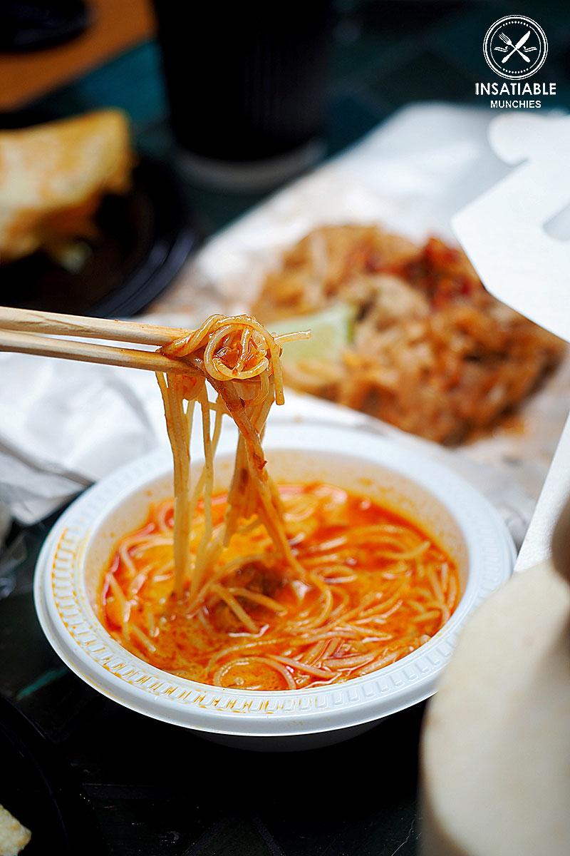 Laksa, Jim's Malaysian: Sydney Food Blog Review