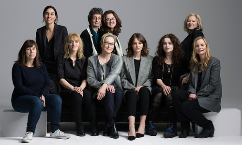 Suffragette - Cast