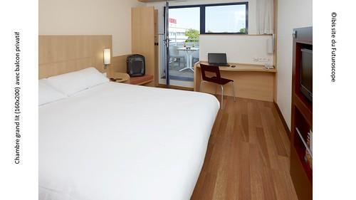 HOTEL IBIS SITE DU FUTUROSCOPE - CHAMBRES -  SUITES - 2014-05-28 11.27.10
