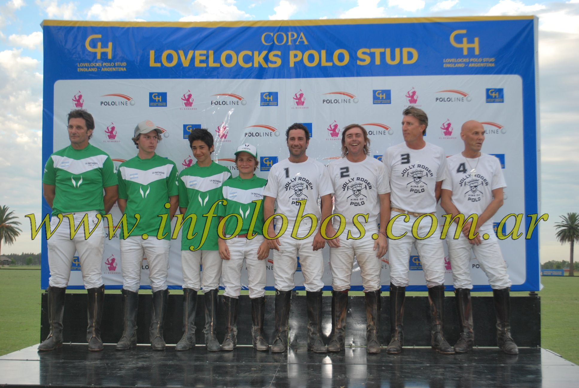 Polo - Copa Lovelocks Stud en el Remanso