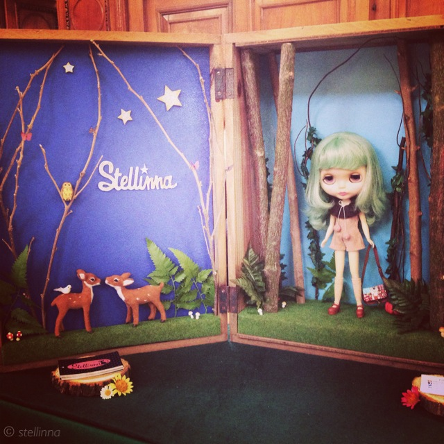 My stall at Blythecon Uk 2015