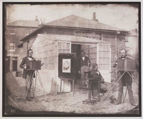 Fox Talbot: Dawn of the Photograph