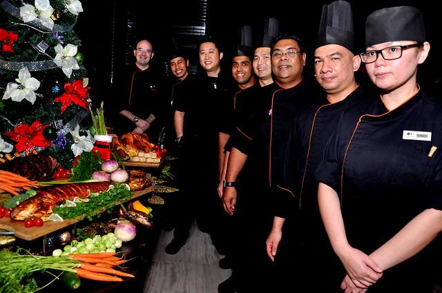 Makan Kitchen DoubleTree by Hilton Kuala Lumpur 2