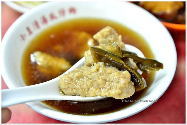 華西街美食老店小王清湯瓜仔肉006-DSC_5337