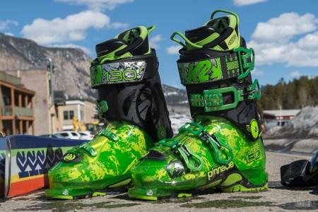K2 Pinnacle - poctivé freeridové boty
