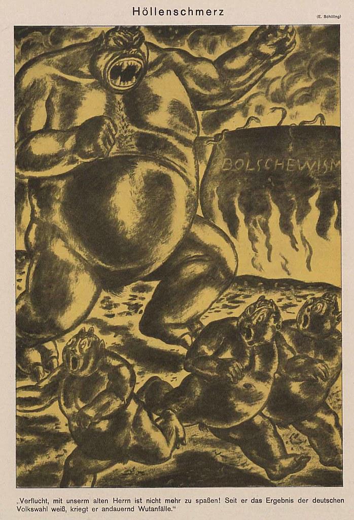 Erich Schilling - Höllenschmerz, 1936