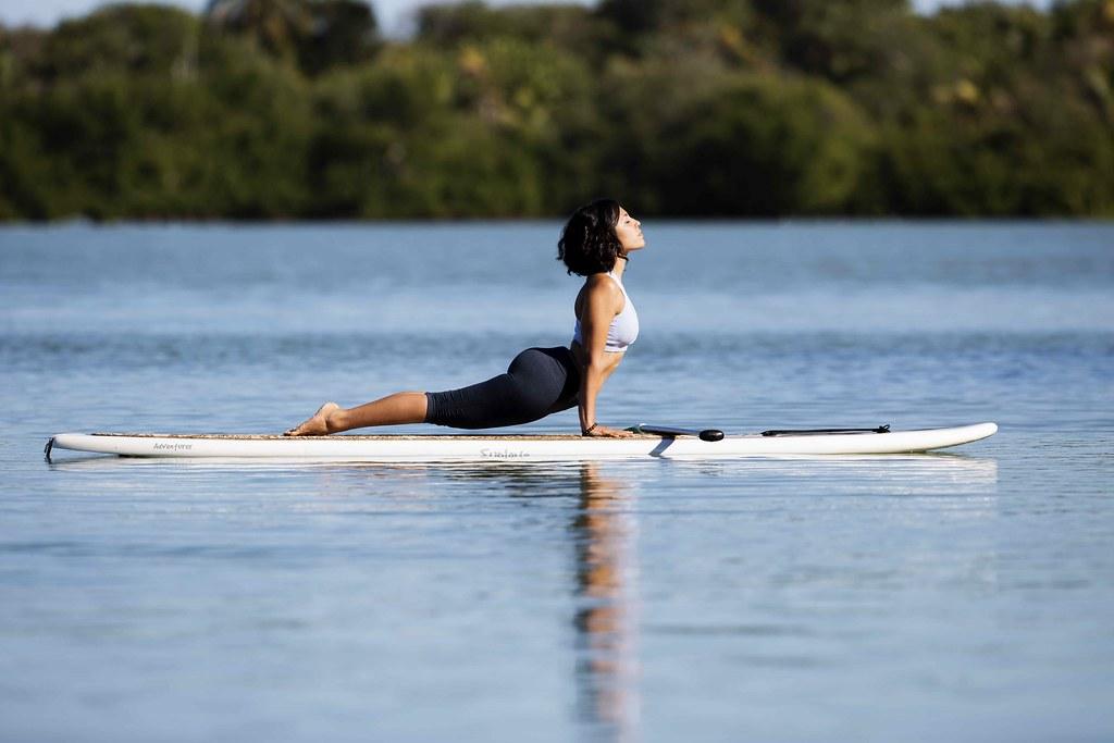Yoga at 'Tween Waters Inn