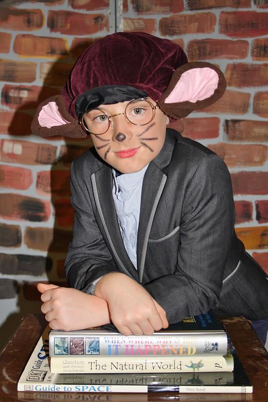 Mouse Matthew (portrait)