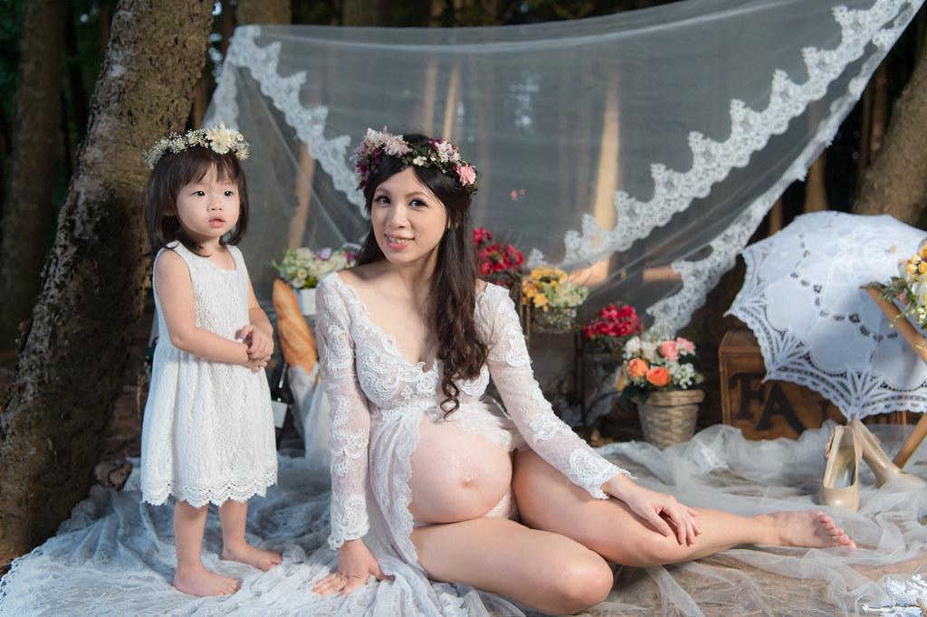 [Dear studio 德藝影像攝影/婚攝阿德]孕婦寫真 冠吟