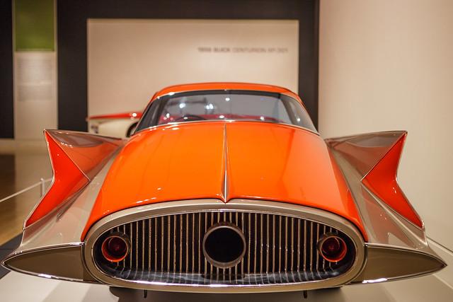 1955 CHRYSLER GHIA STREAMLINE X GILDA