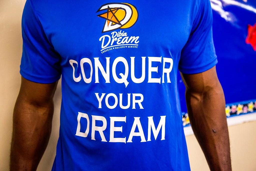 Nike Visit - DREAM Academy Sept '15