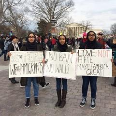 Muslim Ban Protest
