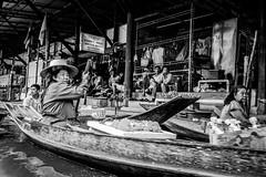 See you again | Damnoen Saduak Floating Market | Bangkok 2016