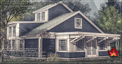 Trompe Loeil - Jenica Cottages & Wicker Chairs for Collabor88 March