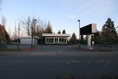 Disused Rental Car Facility