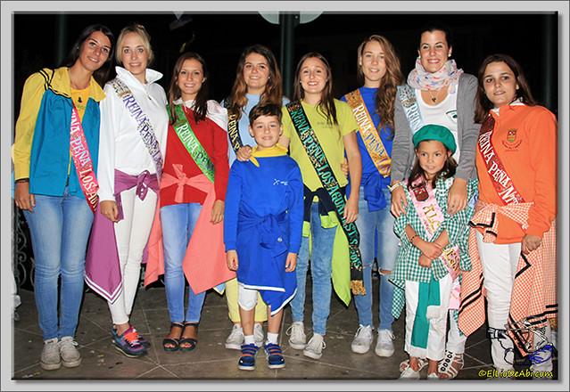 Jira campestre Entierro de San Roquín y subida de blusas (23)