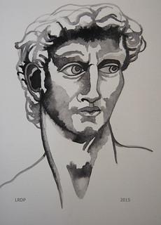 6 Michelangelo - David - Laura