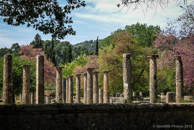 Ruínas de Olimpia