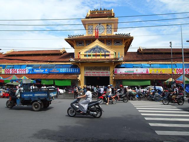 P6269788 ビンタイ市場(Cho Binh Tay) vietnam ベトナム ホーチミン