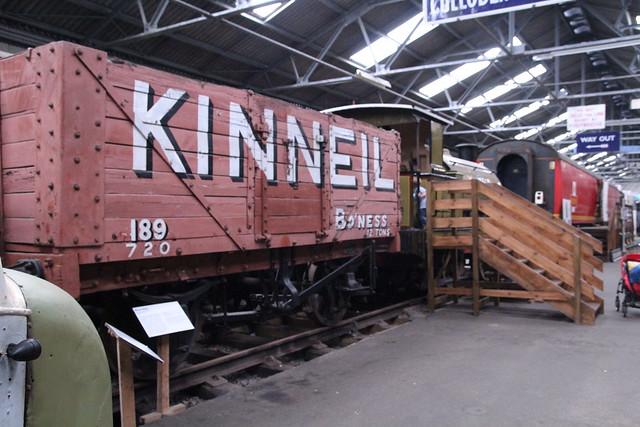 Bo'ness steamtrains