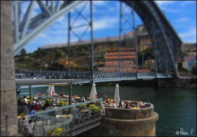 Portugal - Porto - Dom Luis I Bridge