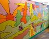 McKinley School Boston Pop Art  mural by Howie Green by Howie Green
