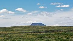 South Table Mountain (Lower Pleistocene olivine orendite volcanic center in the Leucite Hills, Wyoming, USA)