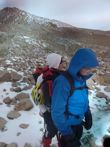 Альпиниада на пик Молодежный (4147 м) (3)
