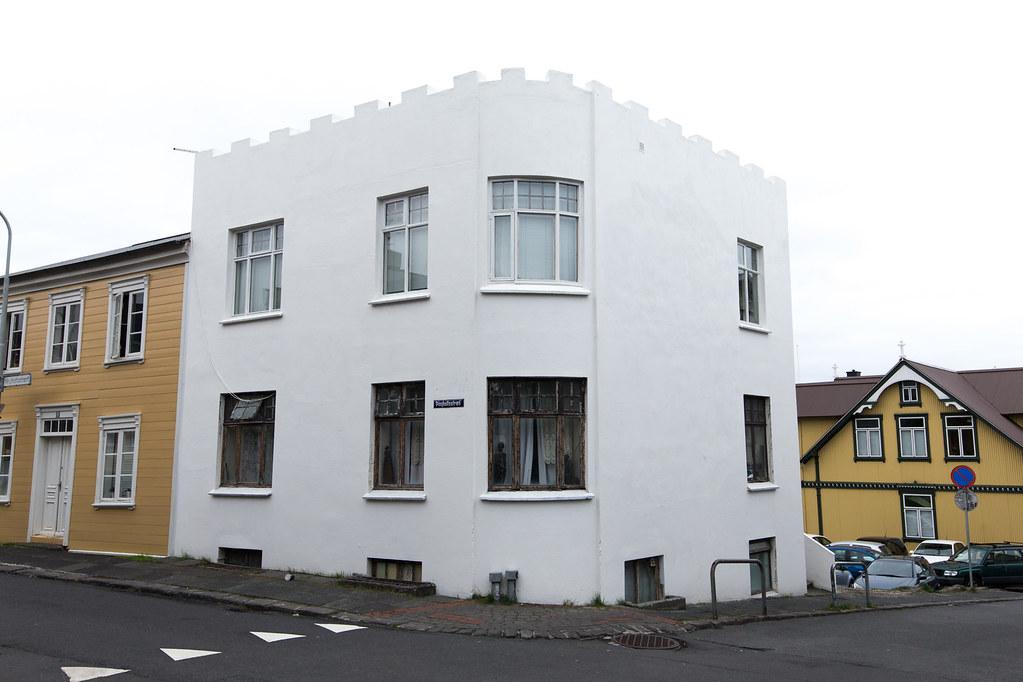 Houses in Reykjavík