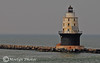 Fourteen Foot Lighthouse Delaware Bay 6-11-15 by moelynphotos