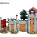 Gate_&_Wall_Dunholm_Main by THE BRICK TIME Team