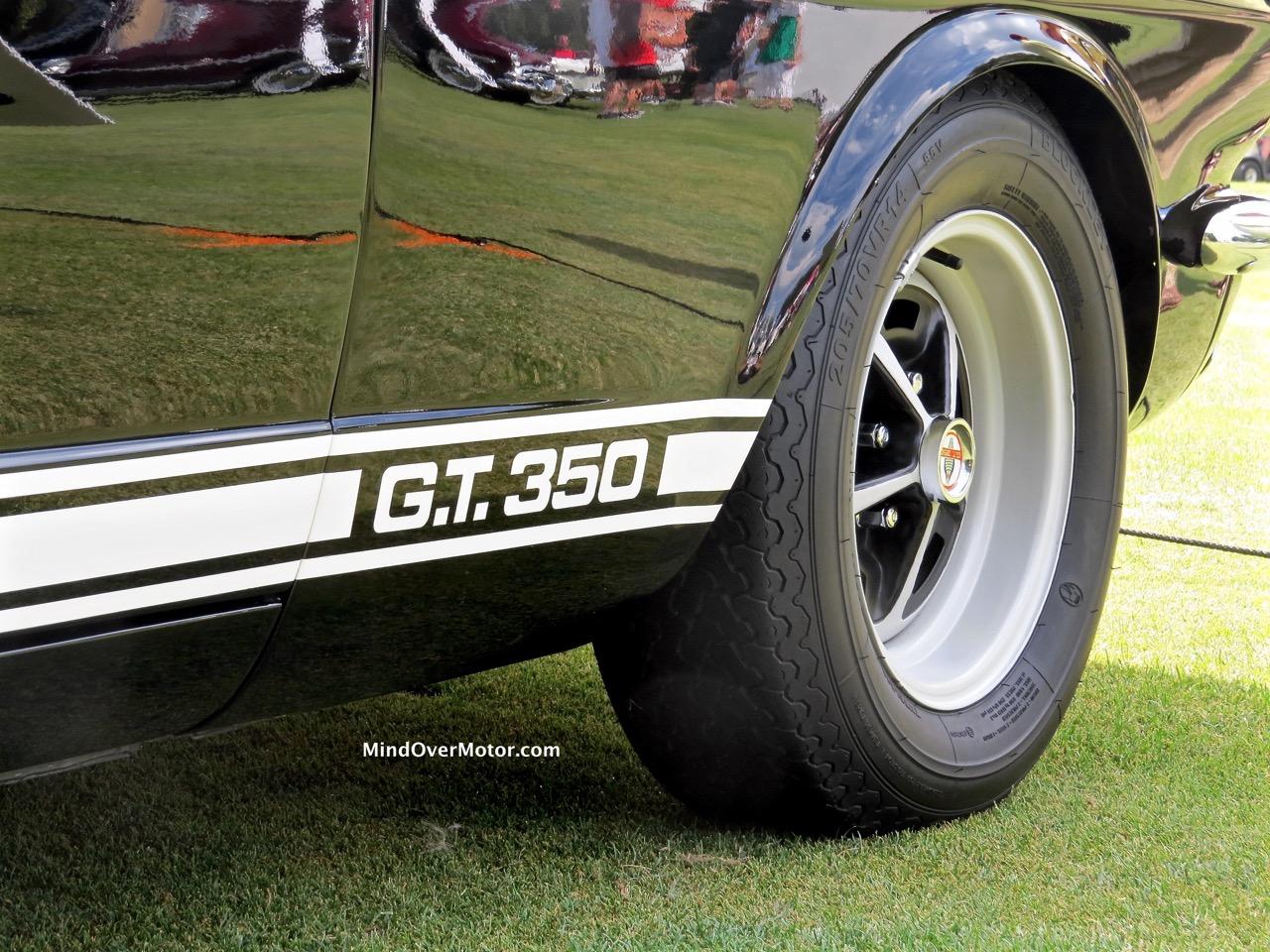 1966 Shelby GT350 Wheel