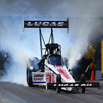 Lucas Oil Top Fuel dragster team from the NHRA Carolinas Nationals - 2015