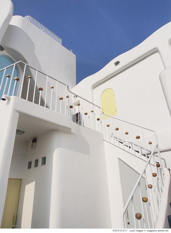【小琉球 Liuchiu】大海的天空 希臘風愛琴海藍白色調 小琉球民宿分享 Marecielo @薇樂莉 ♥ Love Viaggio 微旅行