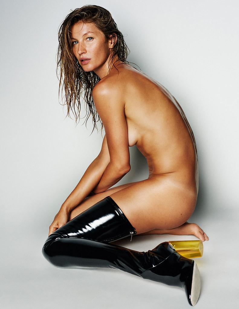 Жизель Бюндхен — Фотосессия для «Vogue» FR 2015 – 10