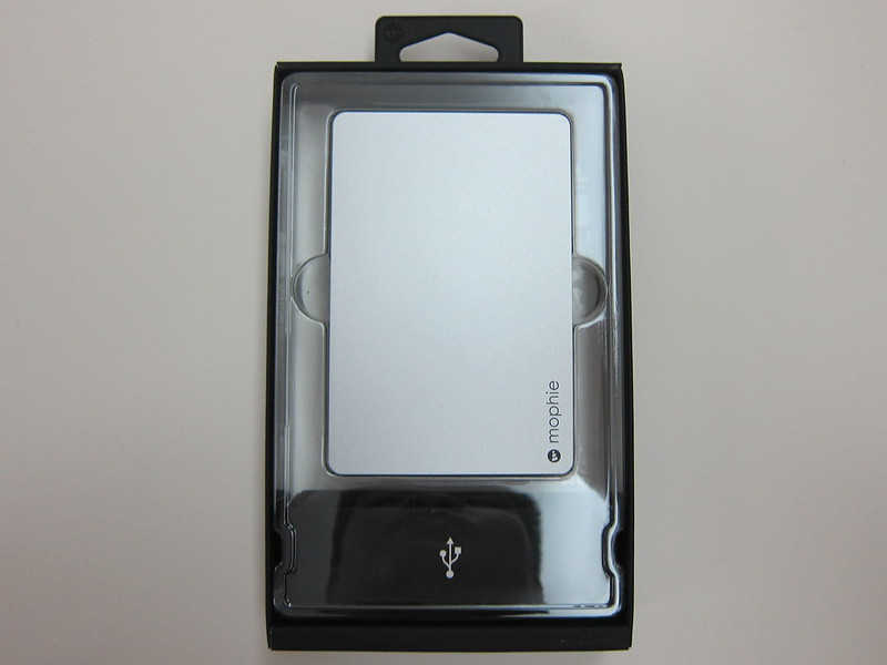 Mophie Powerstation Plus (12,000mAh) - Box Inside