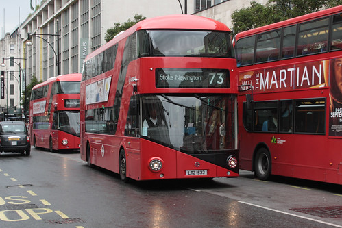 Arriva London North LT533 LTZ1533