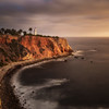 Point Vicente Sunset - Long Exposure