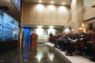 Morenés felicita a los destamentos en el exterior