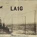 Vintage LA1G Rare Early Qsl card sent to G5RV Louis Varney circa 1935