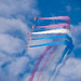 The Red Arrows at Duxford Airshow by Ian_Boys