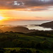 Sunset over Barmouth Bay and the Mawddach Estuary. by LeeBell83