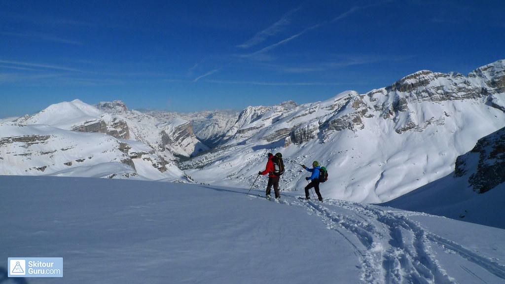 Piz Lavarela (Day 3 H.R. Dolomiti Südtirol) Dolomiti Itálie foto 17