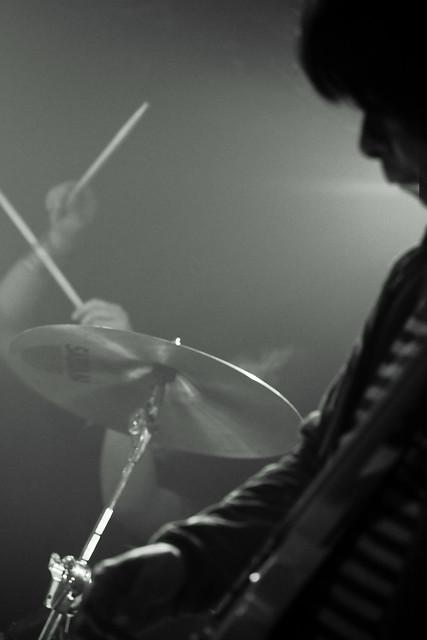 熊のジョン live at Outbreak, Tokyo, 14 Oct 2015. 381