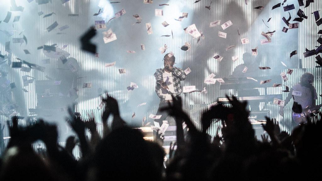 A$AP Rocky på UKA 2015