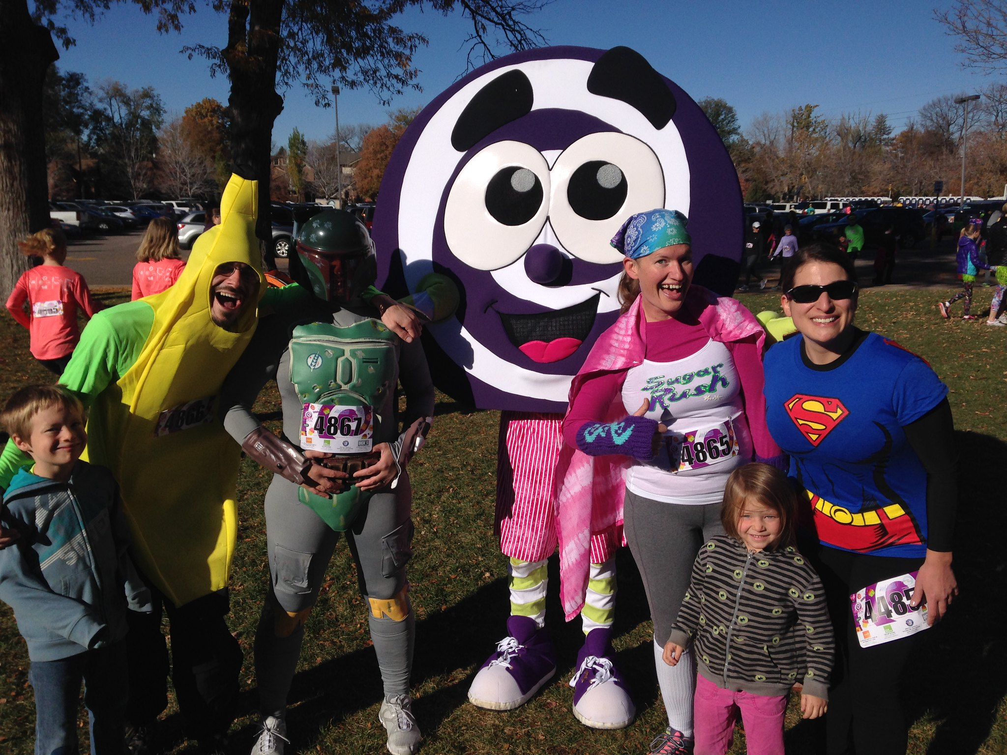 The Great Candy Run 2015