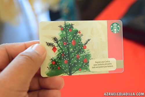 Starbucks Philippines - Chirstmas 2015 edition