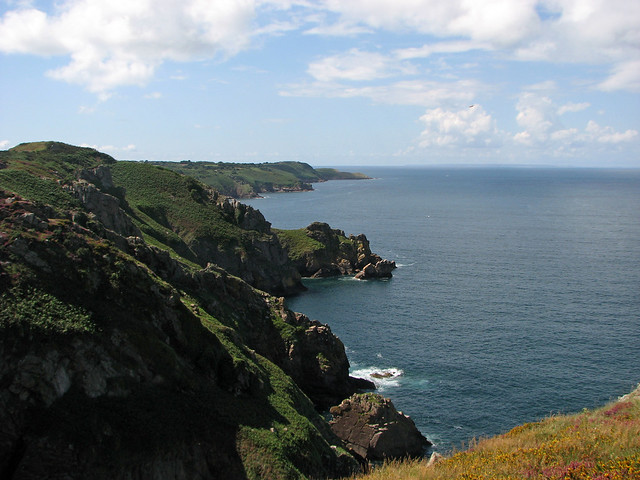 North of Greve de Lecq